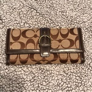 Coach Authentic Wallet (trifold)